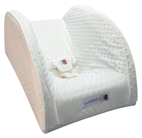 Camafina Cuddlebug Baby Sleeper Inclined Napper Infant Seat with Built-in Ult...