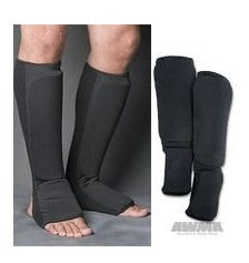 ProForce Combination Cloth Shin / Instep Guards