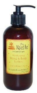 Naked Bee ORANGE BLOSSOM HONEY Hand body lotion 8 oz