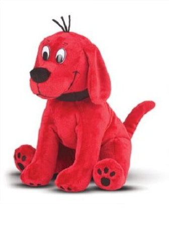 "Sitting Clifford Md 10"" by Douglas Cuddle Toys"