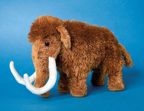 "Everett Wooly Mammoth 8"" by Douglas Cuddle Toys"