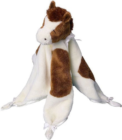 "Spotted Brown Horse Lil Snugglers 13"" by Douglas Cuddle Toys"