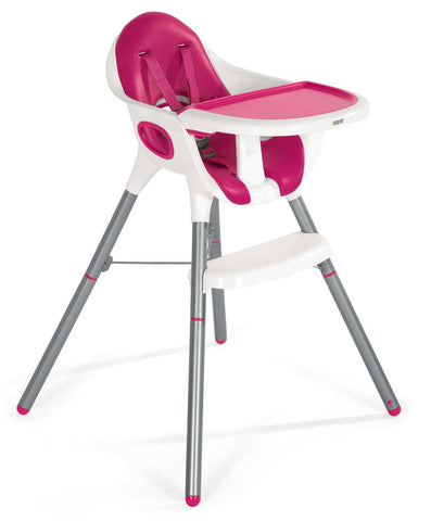 Mamas & Papas Juice High Chair (Pink)