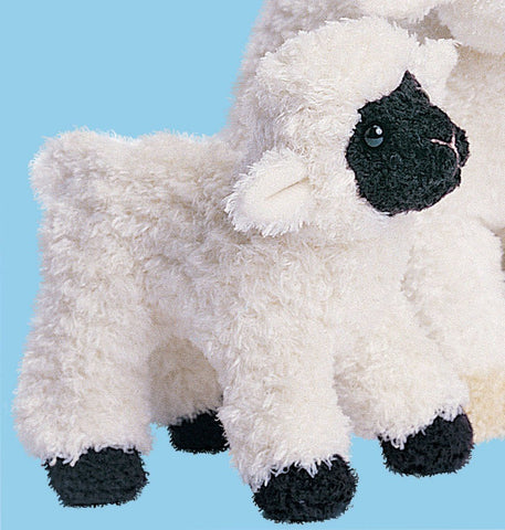 "Clementine Lamb 5"" by Douglas Cuddle Toys"