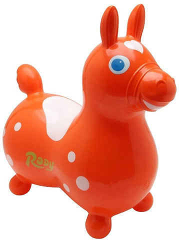 Gymnic Rody Max Hop & Ride On - Orange