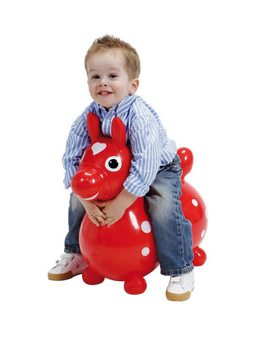 Gymnic Rody Max Hop & Ride On -Red