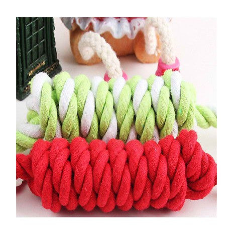 Cotton Rope Knot Brand Molar Tooth Tool