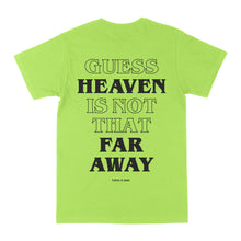 Lade das Bild in den Galerie-Viewer, HEAVEN SHIRT (green)