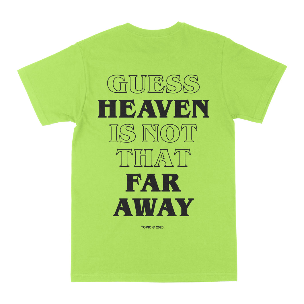 HEAVEN SHIRT (green)