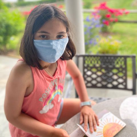 Children's Reusable Face Masks - 12/PK