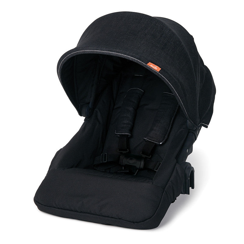 Entourage second seat black