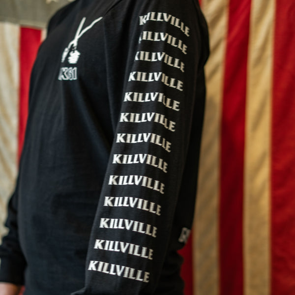 NOBODY MOVE NOBODY GET HURT KILLVILLE Long Sleeve