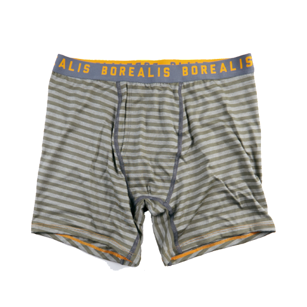 Borealis 72 Hour Briefs--Solar Orange