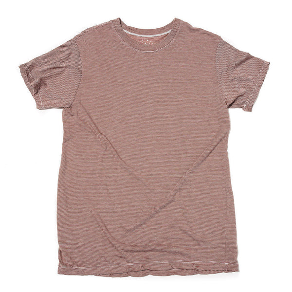 Men's Castaway Tee--Bayfield Stripe