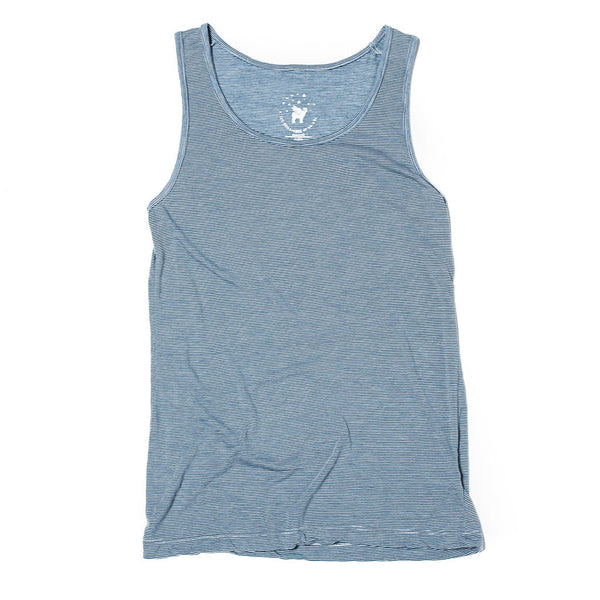 Women's Lotus Tank--Superior Stripe