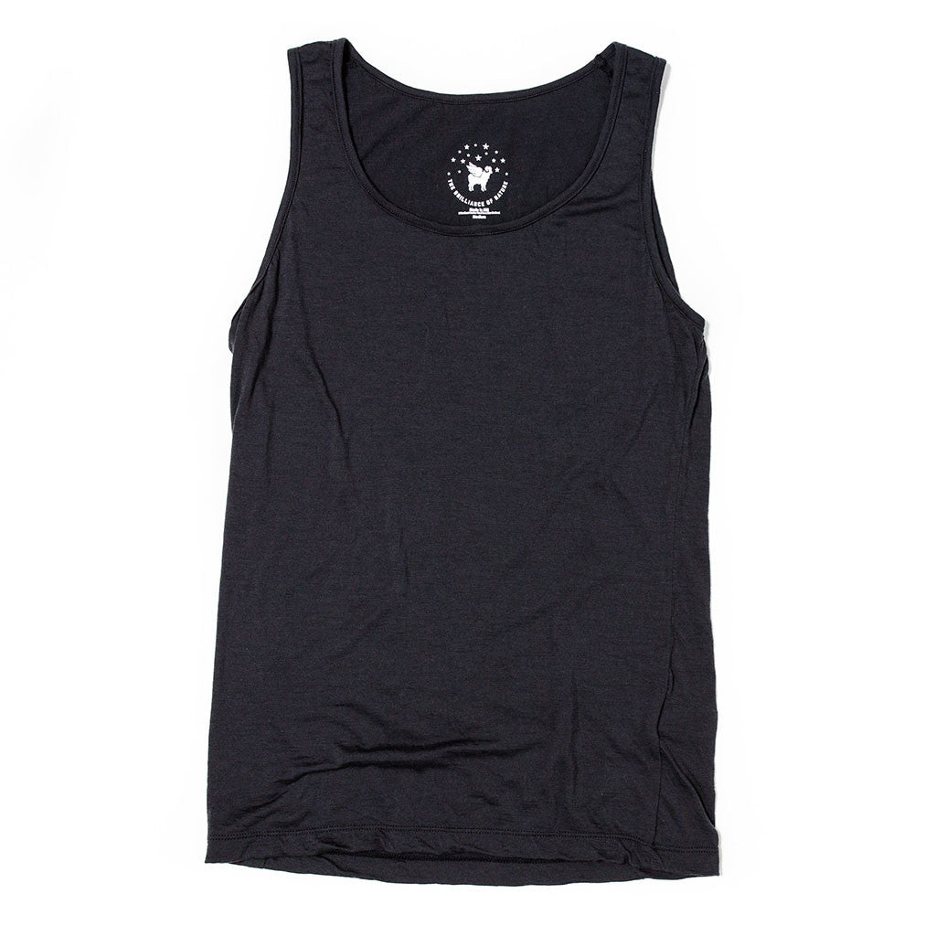 Women's Lotus Tank--Twilight