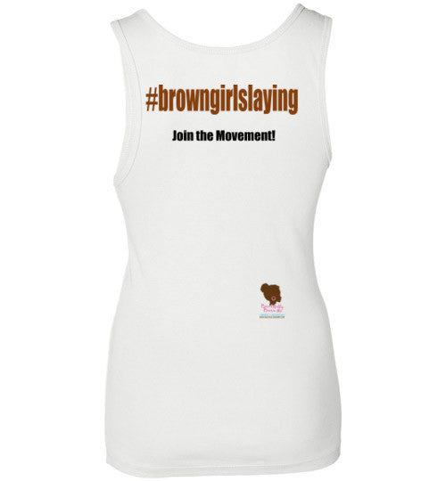 The Brown Girl Teaching Tee and Tank
