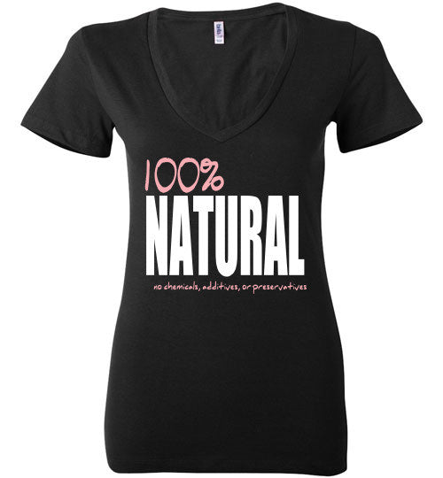 The 100% Natural Tee