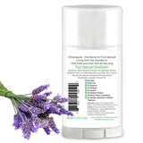 Lavender Natural Deodorant, Healthy Deodorant for women