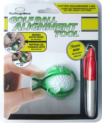 Golf Ball Alignment Tool
