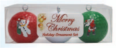 Holiday Ornament Gift Set