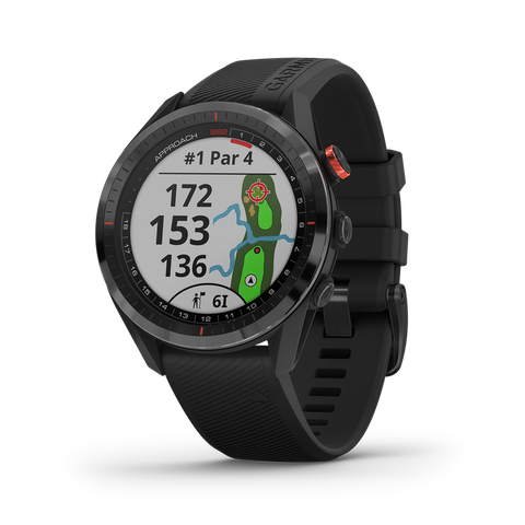 Garmin Approach S62 Touchscreen Golf GPS Watch