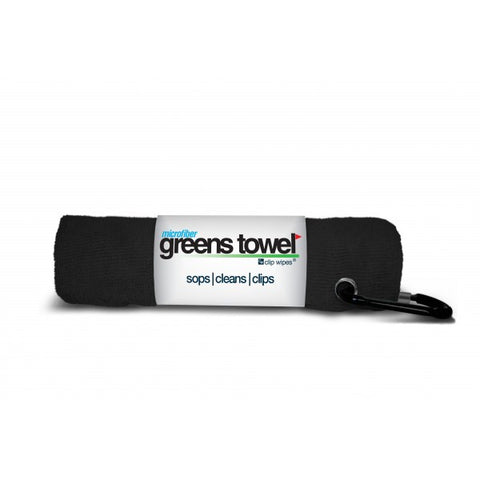 Microfiber Greens Towel