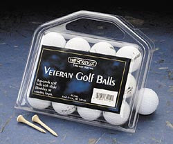 Bulk Retrieved Golf Balls