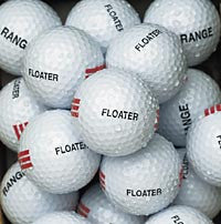 Floater Range Balls