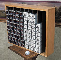 Golf Ball Sleeve Display Case Hornung S Golf Products Inc