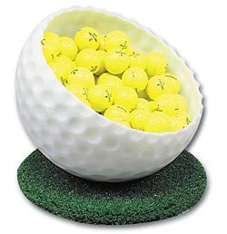 Golf Ball Counter Display