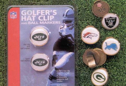 Hat Clip Ball Marker