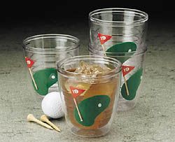 Double Old-Fashioned Tumblers