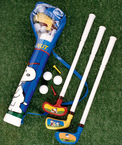 Peanuts Junior Golf Set
