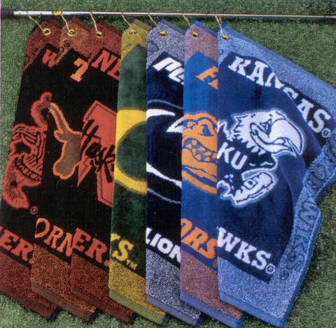 NCAA Jacquard Towel