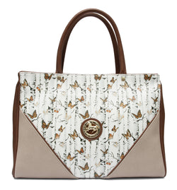 Mariposa Brown Handbag