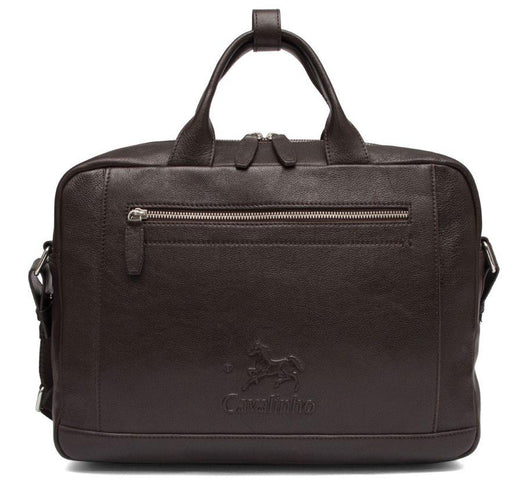 Mens  Brown Laptop Bag