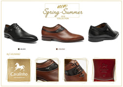 Cognac Men's Shoe