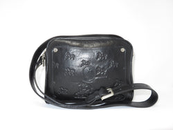 Black Signature Crossbody