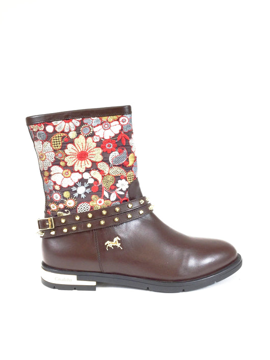 Brown Fantasy Boot