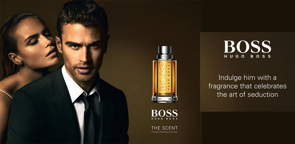 Hugo Boss The Scent Aftershave