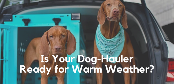 Is Your RV / Van Ready for Warm Weather?