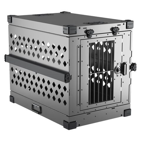 collapsible impact dog crate