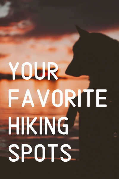 your favorite hiking spots pinterest