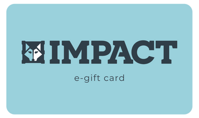 gift card for impact dog crates