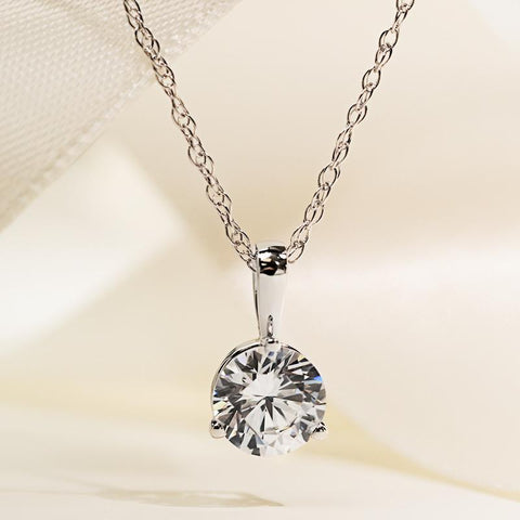 mother's day gifts diamond pendant