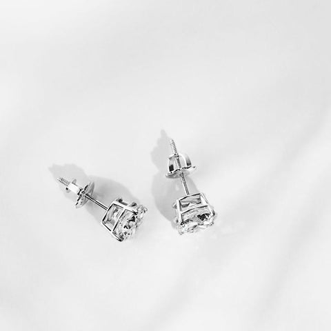 mother's day gifts diamond simulant earring