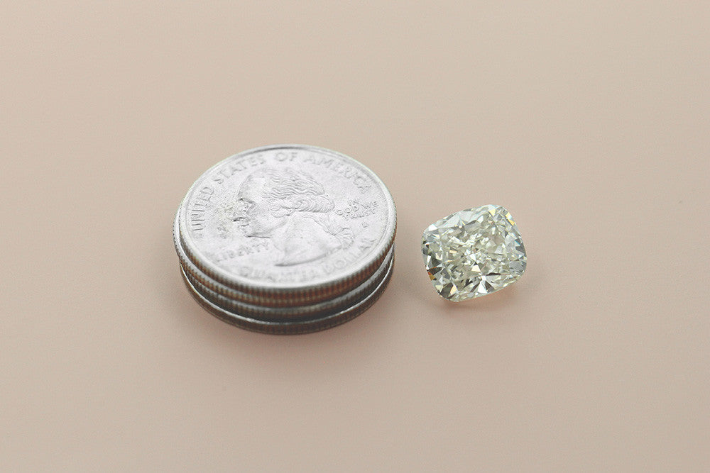 6.28ct Lab-Grown Diamond