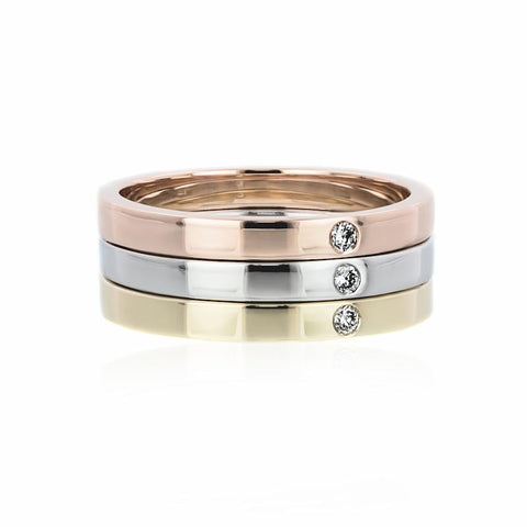 mother's day gifts stackable ring set