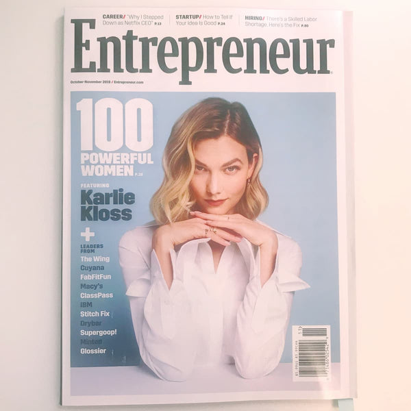 MiaDonna CEO Named On Entrepreneur Magazine's 100 Powerful Women List